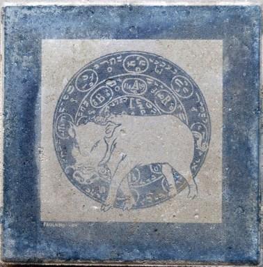 Barbuel ilmestyy villiporsaan muodossa. Hän on kaikkien taiteiden ja viisauden mestari. Barbuel on erittäin palveleva ja sukkela.