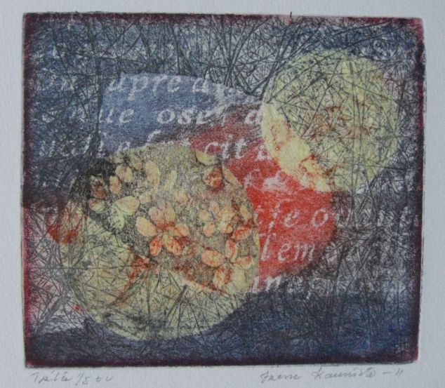 CONNNECTION, mixed media, 2011