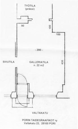 gallerian-pohjapiirros