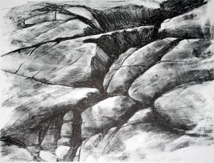 Kallo. litografia, 2013, 42 x 30 cm